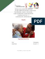 Biografia de Hugo Chavez
