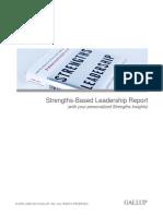 servant leadership self-assessment