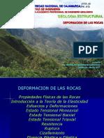 Geología Estructural-un de Cajamarca