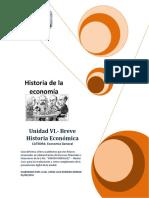 Guia Unidad 6 - Breve Historia de La Economia