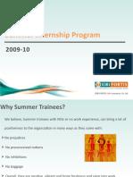 Summer Internship_ IDBI Fortis