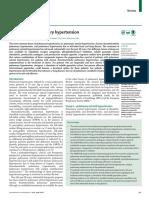 treatment pulmonary hypertension