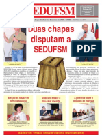 Jornal SEDUFSM Abril/Maio 2010