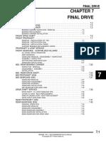 2012 Polaris Service Manual Chapter 07