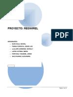 Proyecto - Regwirel Informe Final
