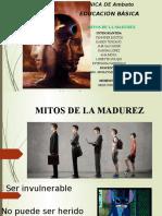 Mitos de La Madurez