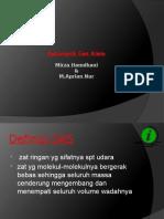 Gas Alam(Elpigi)