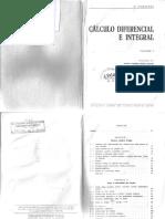 Calculo Diferencial e Integral - Piskunov