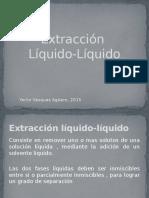 Presentación Extracción Líquido-Líquido