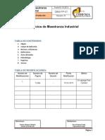 DBM-PP-07 Procedimiento Servicio de Maestranza Industrial
