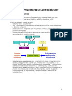 Farmacoterapia Cardiovascular