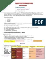 Resumen Farmacologia metabolismo
