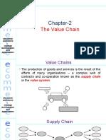 Ch-2 Value Chain