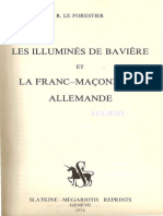 Forestier- Illumines ,FM Allemande Texte - Inconnu(e)