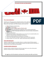 Canada Immigration Express Entry 2015 TEM