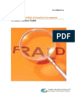 Fraud Risk Management - Good Practices Guide