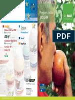 BASF - Plakat Prospekt Jabuka