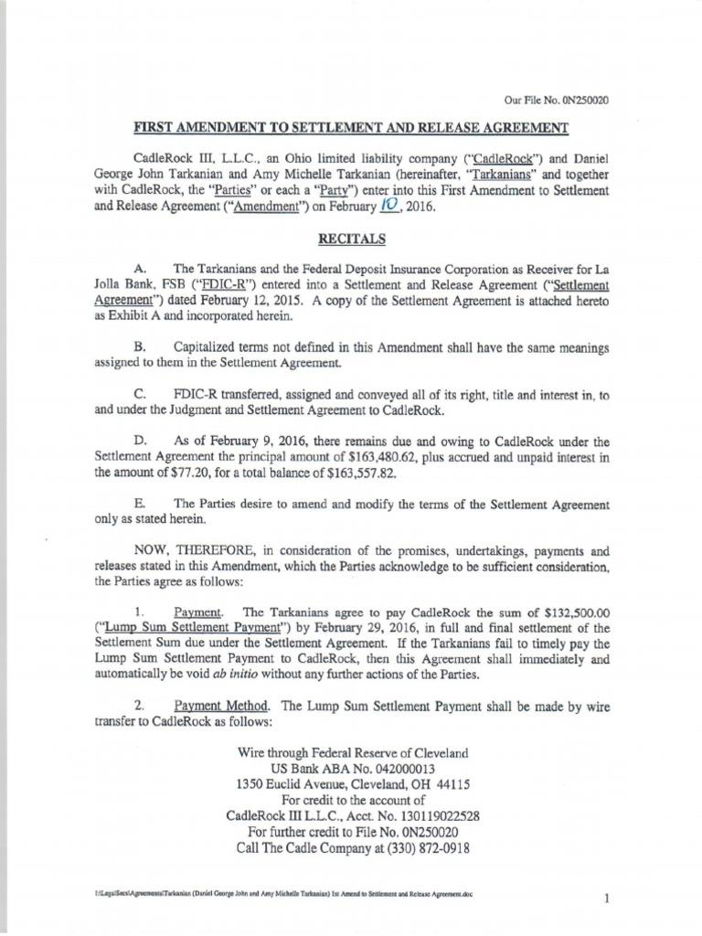 Settlement Agreement Executedpdf