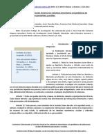 Contextos Estructurales y Exclusión Social en los colectivos minoritarios con problemas de adicciones