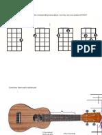 ukulele part chart