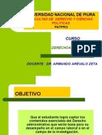 PATPRO -  DERECHO ADMINISTRATIVO.ppt