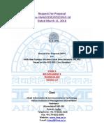 IIM a Bid Document Technical Bid