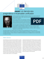 Konrad Adenauer Es