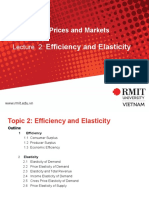Lecture Slides - Efficiency and Elasticities(1) (1).pptx