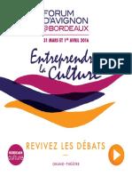 Ebook Forum d'Avignon @Bordeaux FR