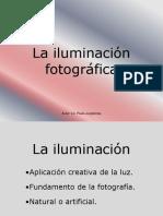 La Iluminación fotográfica-Apuntes de clase