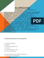 INFERENCIAS INMEDIATAS-Cuadro de Boeccio_Diapositivas