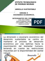 Unidad 4. Escenario Economico