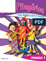 Caja pitagórica 1° primaria