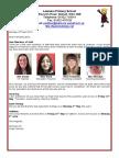 Newsletter - 18/04/16