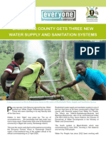 Kamwenge Launch Booklet April 2016