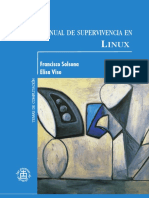 Manual de Supervivencia en Linux
