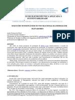 Soluções Sustentáveis No Uso Racional Da Energia Em Elevadores (Artigo)