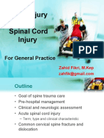 Spinal Injury