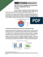 Estadistica Preliminar Del Subsector Electrico - Febrero 2016-VER1-2130l762qzz3pdz0zj