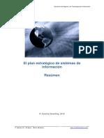 Cynertia Planificacion Estrategica Sistemas Resumen