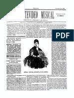 Montevideo Musical 19 - Octubre 1885