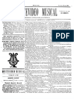 Montevideo Musical 20 - Octubre 1885