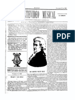 Montevideo Musical 23 - Noviembre 1885