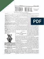 Montevideo Musical 30 - Enero 1886