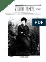 Montevideo Musical 31 - Enero 1886