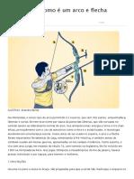 Infográfico_ Como é Um Arco e Flecha Olímpico_ - Mundo Estranho