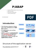 SAP - ABAP  1
