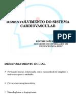 Desenvolvimento Do Sistema Cardiovascular