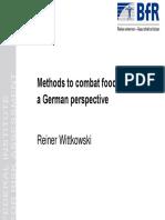 Fraud Seminar German