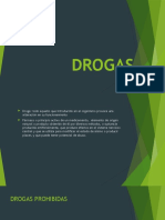 Exposicion Drogas (Medicina Forense)